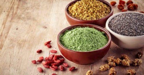 7 superfoods που δίνουν ενέργεια χωρίς θερμίδες!