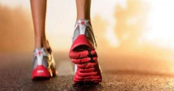 Πόσο πρέπει να περπατήσετε για να χάσετε 3 κιλά μέχρι τις γιορτές