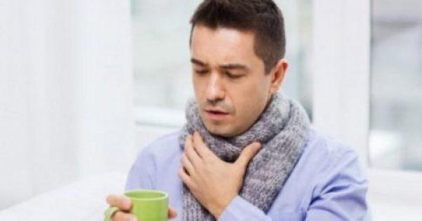 Πονόλαιμος: Αντιμετωπίστε τον με φυσικά υλικά