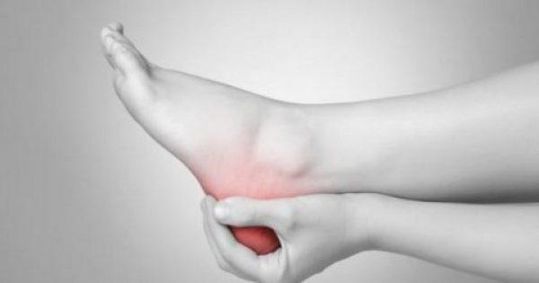 Τι σημαίνει ο πόνος στη φτέρνα