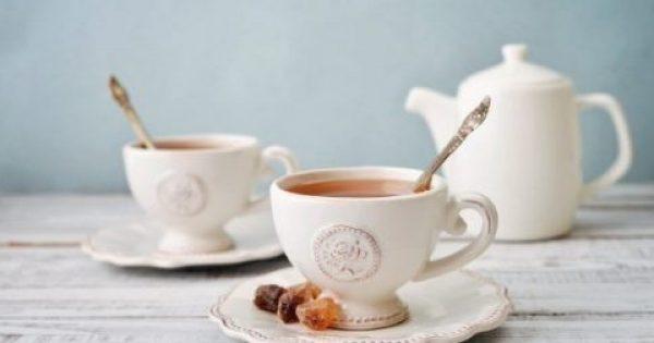 Πιες αυτό το τσάι πριν κοιμηθείς και θα ξυπνήσεις πιο ελαφρύς!