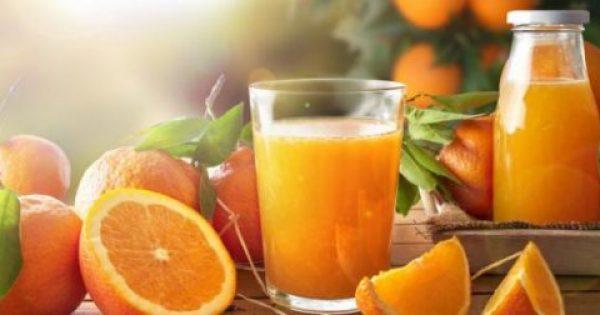 Χυμός πορτοκάλι: Πιείτε για να μη χάσετε τη μνήμη σας!