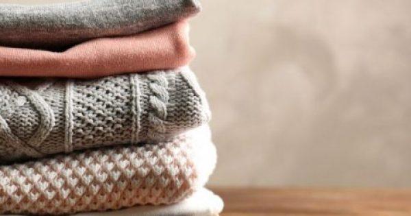 Το απλό αντικείμενο που κοστίζει κάτω από 1 ευρώ και εξαφανίζει τους λεκέδες από λάδι στα ρούχα