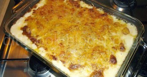 Οι πιο τραγανές και νόστιμες Πατάτες φούρνου αλα κρέμ