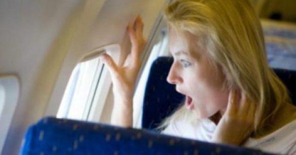 Ο Αληθινός λόγος που οι Αεροσυνοδοί σας αναγκάζουν να σηκώνετε τα κλείστρα των παραθύρων κατά την απογείωση του Αεροπλάνου