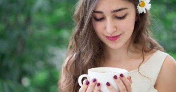 Χαμομήλι: Το βότανο που ανακουφίζει το άγχος
