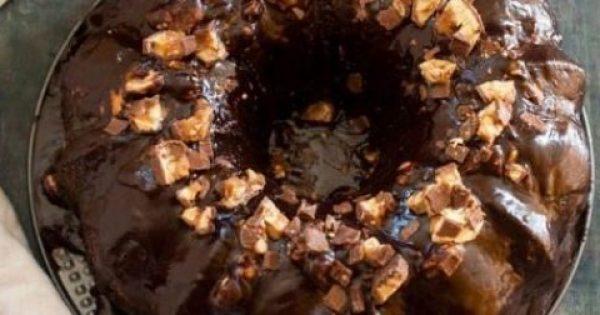 Μπακλαβάς σοκολατένιος σε φόρμα