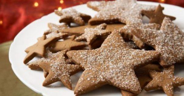 Χριστουγεννιάτικα μπισκότα και κουλουράκια!