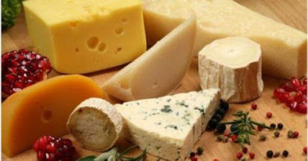 Που κάνει καλό το τυρί.