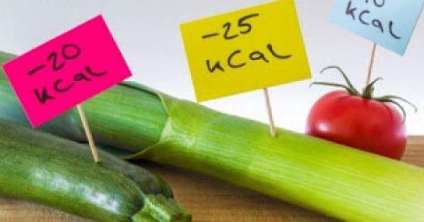 Οι 10 τροφές με αρνητικές θερμίδες
