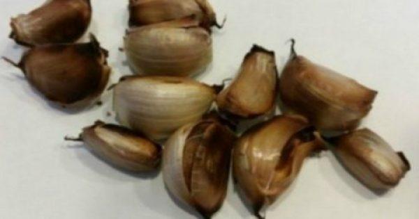 Θαυματουργό! Δείτε τι κάνουν 6 ψημένες σκελίδες σκόρδο στο σώμα μέσα σε 24 Ώρες!