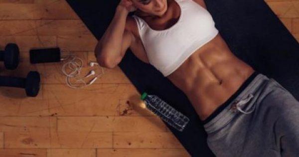 Eξι ασκήσεις για να απαλλαγείτε από το λίπος στην κοιλιά