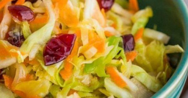 Η πολίτικη σαλάτα αδυνατίζει, έχει αντικαρκινικές ιδιότητες και βοηθάει την καρδιά!