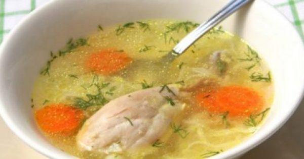 Να γιατί η κοτόσουπα βοηθάει στο κρυολόγημα