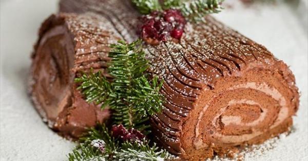 Χριστουγεννιάτικος Κορμός πανεύκολος