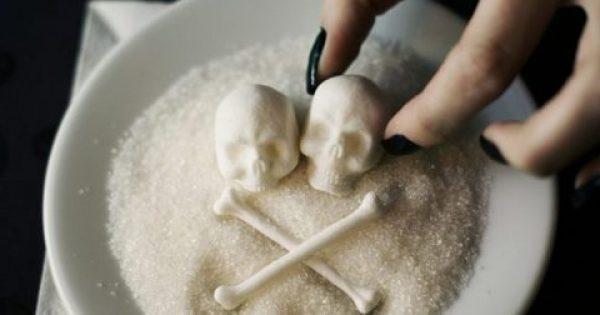 Από τη ζάχαρη ξεκινούν όλα τα προβλήματα υγείας – Πως ξυπνάει ο καρκίνος