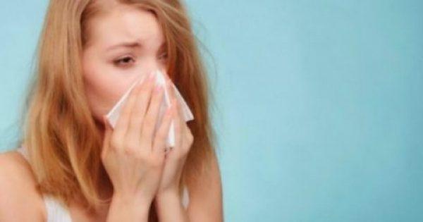 Βουλωμένη μύτη; 4 κινήσεις για να ανακουφιστείτε άμεσα!