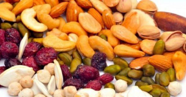 Ζάχαρο: Ο ξηρός καρπός που πρέπει να τρώτε