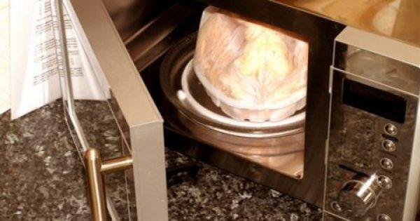 Πώς επιδρά ο φούρνος μικροκυμάτων στη θρεπτική αξία των τροφίμων