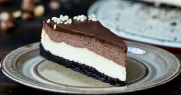 Nutella Cheesecake (Video)