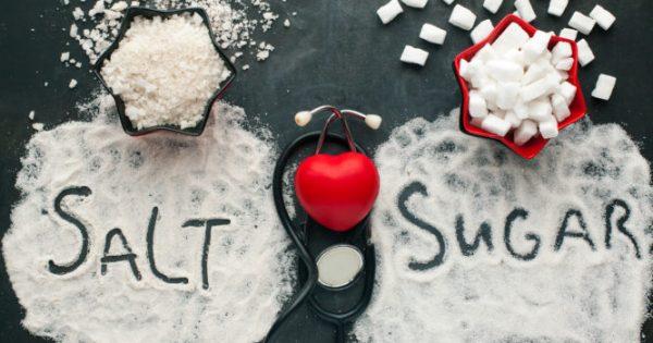 Πίεση αίματος: Τι ισχύει με το αλάτι και τι με την ζάχαρη!!!-ΒΙΝΤΕΟ