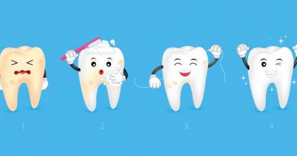 Οι πιο φυσικοί τρόποι να αφαιρέσετε την πλάκα και την πέτρα από τα δόντια σας