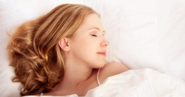 Δεν φαντάζεστε από τι μπορεί να σας προστατεύει ο ύπνος