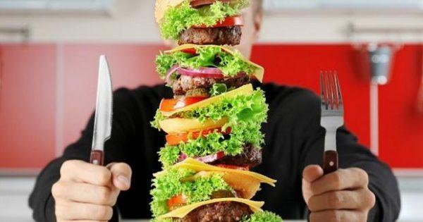 Γιατί χάνουμε τον έλεγχο και τρώμε πολύ..