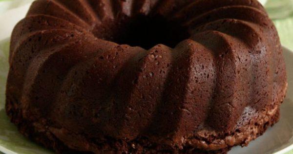 Νηστίσιμο κέικ σοκολάτας χωρίς λάδι