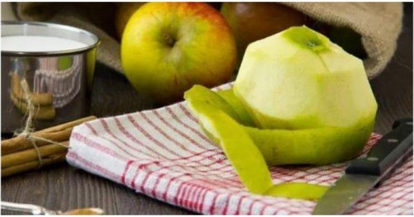 Δεν πρέπει να βγάζεις τη φλούδα από το μήλο! Διαβασε πόσο καλό κάνει στην υγεία…