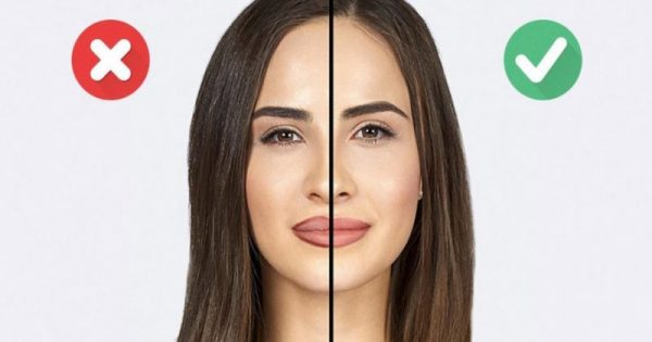 10 συνηθισμένα λάθη που κάνουμε στο μακιγιάζ και μας κάνουν να φαινόμαστε μεγαλύτερες