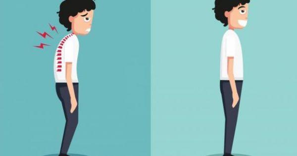 Τips για τη σωστή στάση σώματος