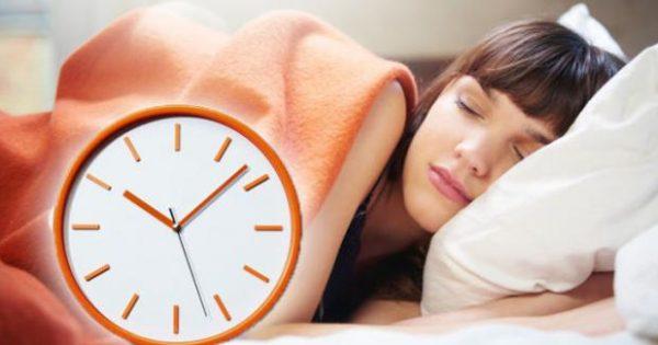 Πώς η διάρκεια του ύπνου καθορίζει …το πόσο γρήγορα γερνάμε..