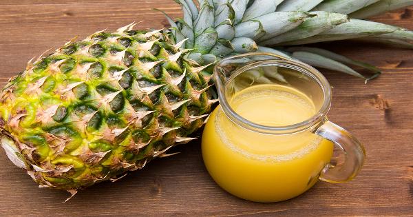Τα οφέλη του ανανά στη διατροφή μας