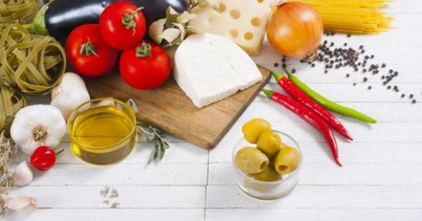 Τα σημαντικά οφέλη της μεσογειακής διατροφής στην υγεία