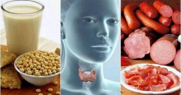 Θυρεοειδής: Ποιες τροφές θα πρέπει να αποφεύγουν όσοι πάσχουν!