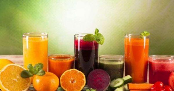 Αυτοί οι χυμοί είναι «παγίδες» στη δίαιτα