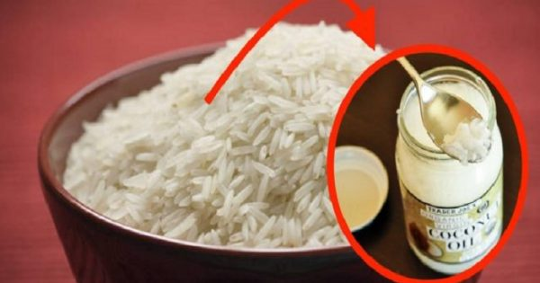 Μαγειρεύοντας με Αυτό τον Τρόπο το Ρύζι Μειώνετε τις Θερμίδες του 50% και Βοηθά στο Αδυνάτισμα!