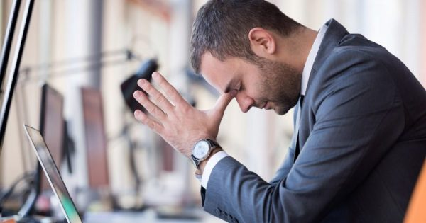 Το άγχος μας καταστρέφει – Υπερβολικά αγχωμένος ο ένας στους τρεις