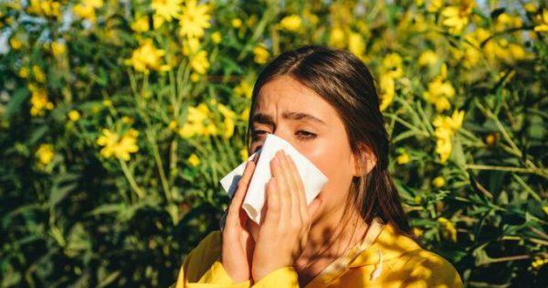 Αλλεργίες: Πώς θα τις αντιμετωπίσετε φυσικά