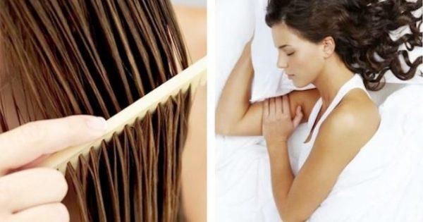 Γιατί πρέπει να MHN κοιμάστε με βρεγμένα μαλλιά!