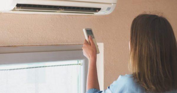 Κίνδυνος υγείας αν δεν αερίζετε τους κλειστούς χώρους, όπως όταν λειτουργεί το κλιματιστικό