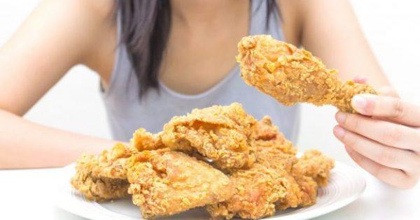 Πόσο επικίνδυνα είναι για τις γυναίκες τα τηγανητά φαγητά;
