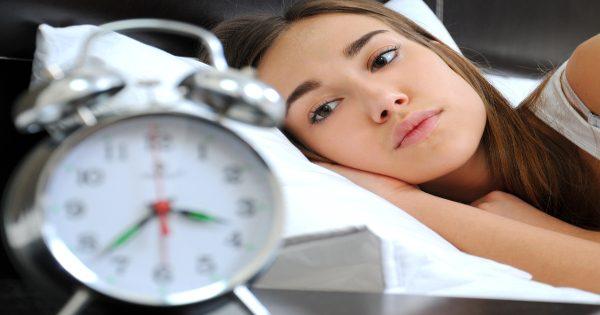 Αυτή είναι η λύση για να γλιτώσετε από την αϋπνία!